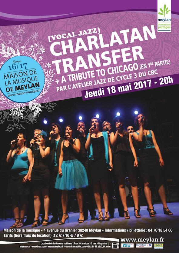 Charlatan Transfert+ Tribute to Chicago - copie